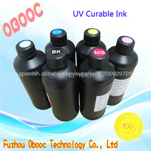Vivid Color Premium Printing Led UV Ink For UV Flatbed Printer