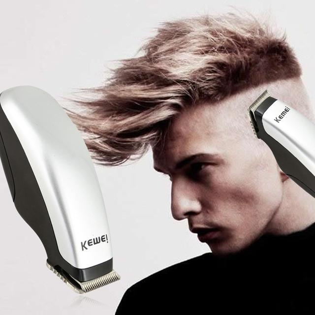 Недавно Профессиональный Стрижки, Укладки Мини Инструменты Электрический Машинка Для Стрижки Волос Бороды Триммеры Использование батареи Для Всех Людей, Как Рождественский Подарок