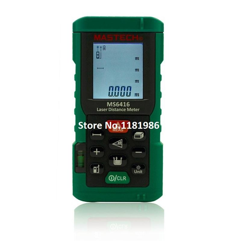 Digital Distance Measuring Instruments : Mastech ms m laser rangefinder electronic distance