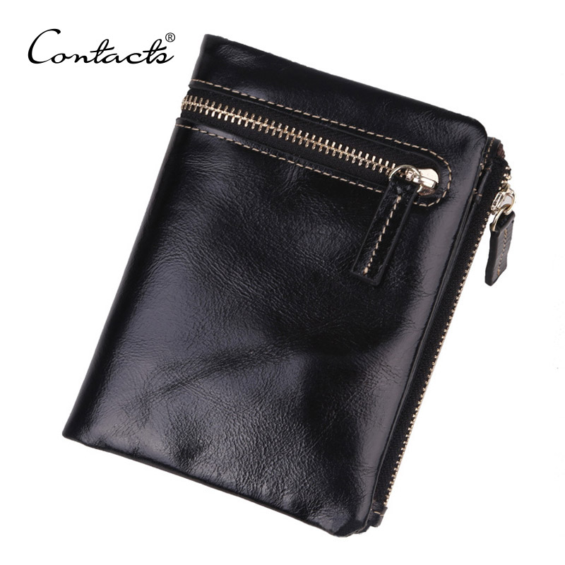 2014 Layer Of Wax Leather Retro Short Paragraph Men Women Europe Wallet Leather Bag N0017<br><br>Aliexpress