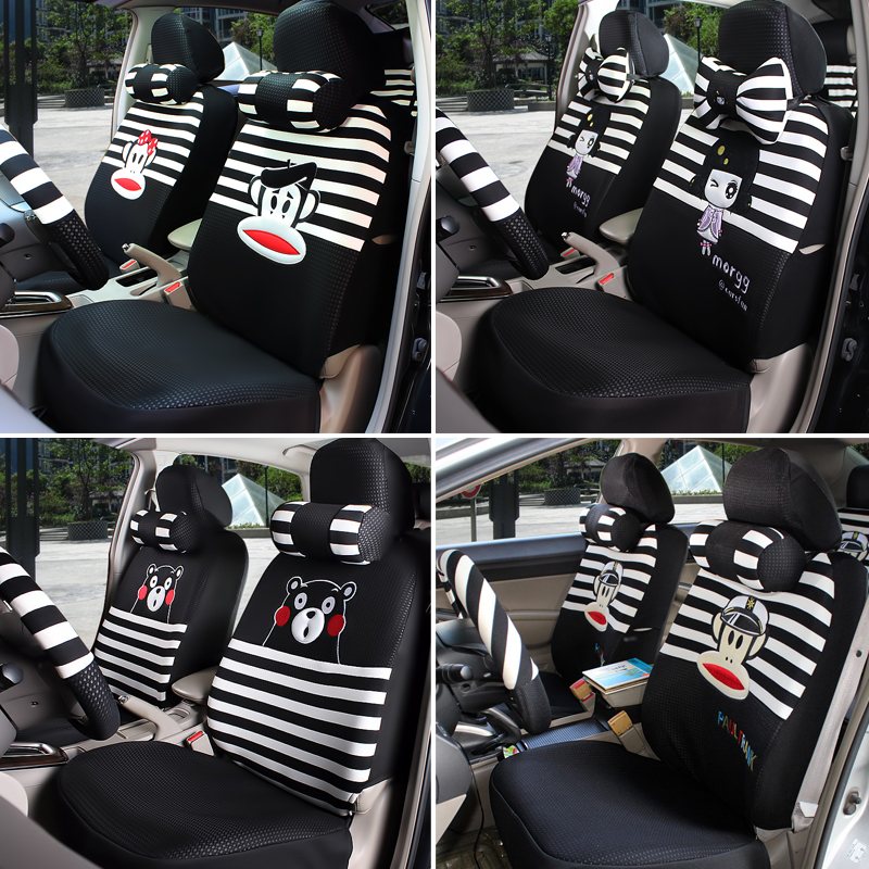 popular seat covers for kia rio buy cheap seat covers for kia rio lots from china seat covers. Black Bedroom Furniture Sets. Home Design Ideas