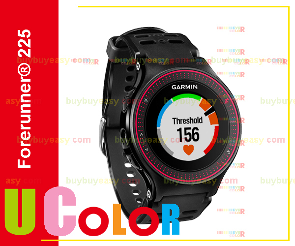 ORIGINAL NEW GARMIN FORERUNNER 225 WITH WRIST HEART RATE GPS OUTDOOR WATCH 010-01472-10(Hong Kong)