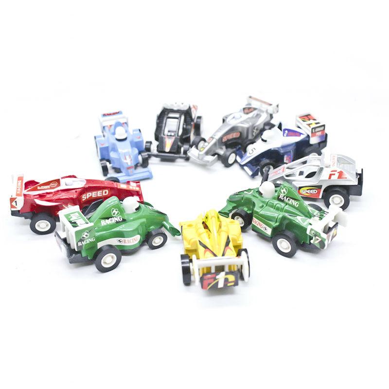 9 pcs/lot pull-back speed racer cars collectible vehicle Toys christmas gift brinquedos(China (Mainland))