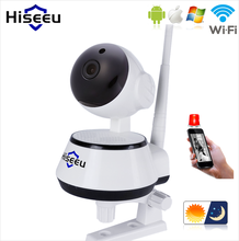 IP Camera WiFi Wireless Smart Security Camera Micro SD Network Rotatable Defend for family Telecam HD