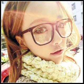 Y12 fashion large frame vintage leopard print large black plain eyeglasses frame rubric for glasses frame size