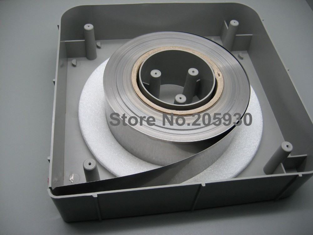 Buy 200# T0.15mm*W30mm*L100m German AARON Scraping Knife for Gravure Printing Machine cheap