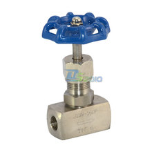 "1/4"" Stainless Steel 304 High pressure Needle Valve Female Thread J13W 160P(China (Mainland))"