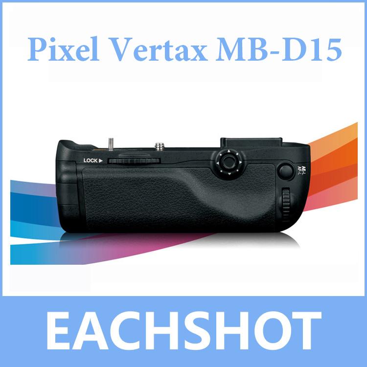 Pixel Vertax MB-D15 Alternative Camera Battery Grip For Nikon D7100 Kit EN-EL15