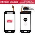 Tested 4 3 inch Black White Mobile Phone Touchscreen For samsung g350 touch G3500 G350 Digitizer