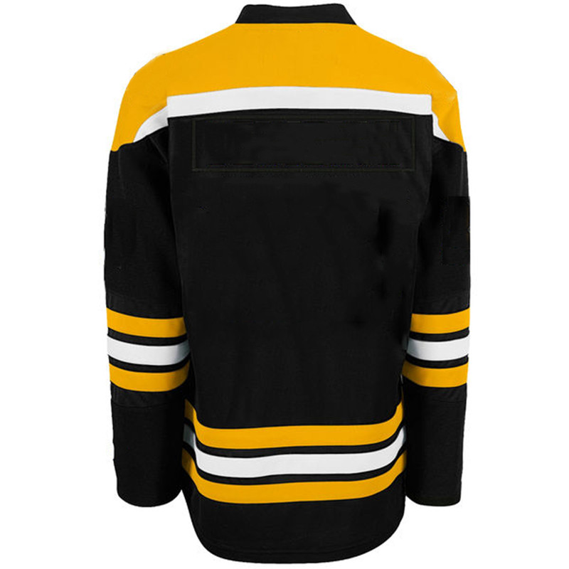 MEN/WOMEN/YOUTH CUSTOM MADE HOCKEY JERSEY COLOR BLACK SIZE S-5XL(China (Mainland))
