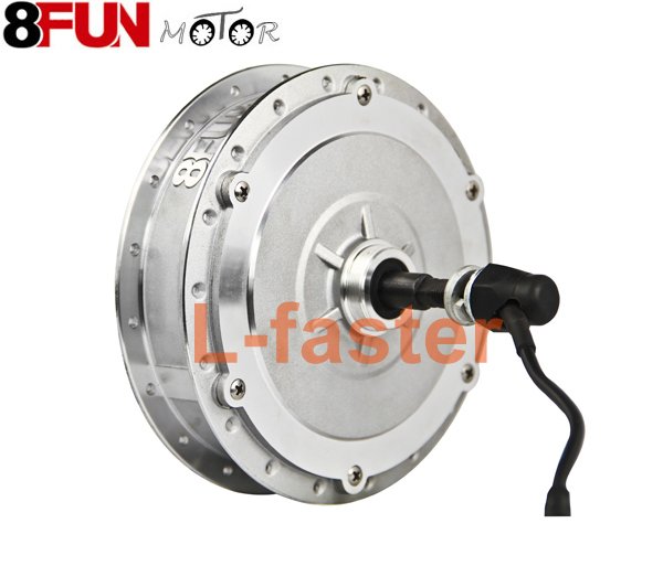 36V/48V 350W Bafang Hub Motor Electric Bicycle Brushless Motor 8FUN BPM Gear Hub Motor Disc Brake Hub Engine Can Be 500W Power(China (Mainland))