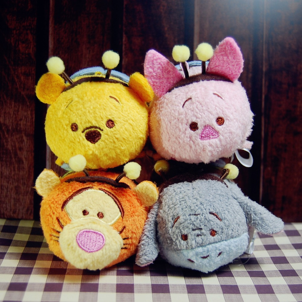/slot TSUM BEE Original Easter tiger/donkey/pig plush toys action figures - 20144you store