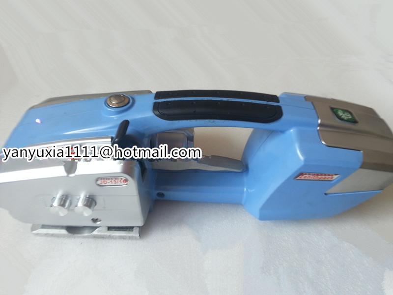 Lowest Facotry Price Battery strapping tools, hand held PP PET machine, plastic belt packaging width 13-16mm - Tianjin Hongmei Steel Strips Co., Ltd. store