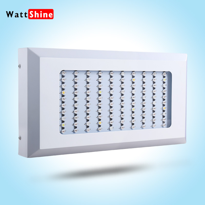 Top quality 500w/600w LED Grow Lights Full Spectrum 5W Chips Indoor Hydroponic Grow Lights for plants growth and flowering(China (Mainland))