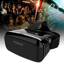 Hot For 4.7″~6.0″ Screen VR Box 2.0 Google Cardboard Virtual Reality VR For Mobile Phone 3D Viewing Glasses Google VR 3D Glasses