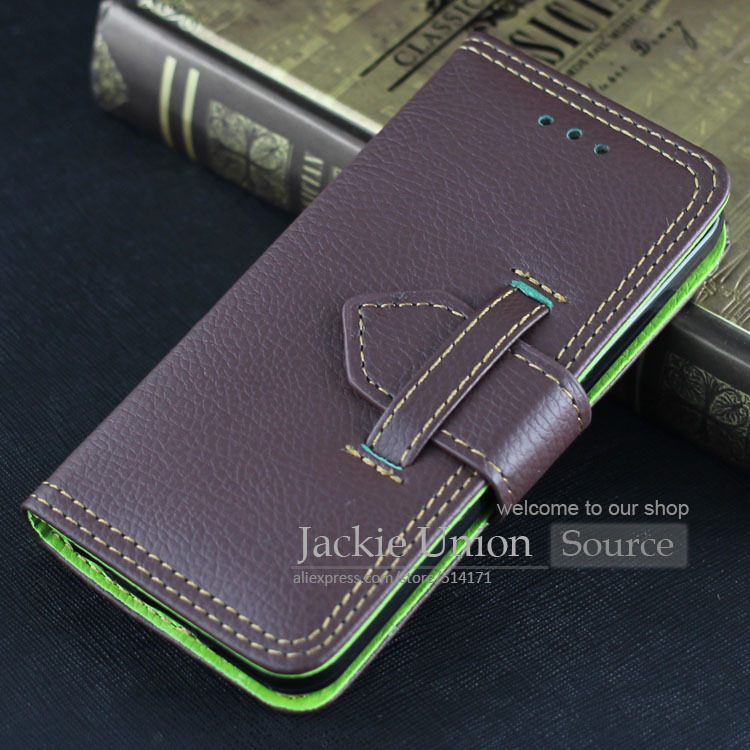 PU Leather Holster Stand Wallet Bag Flip Buckle Style Cover Case Samsung Galaxy Note 3 N9000 Cell Phone - Jackie Union Trading Co.,Ltd store