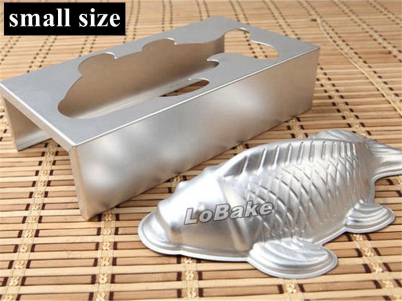 Small size fish Shape animal aluminium alloy moldes metal ...