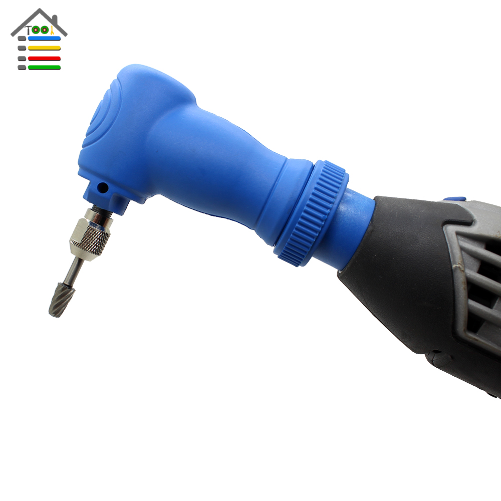 new 90 dgree right angle driver converter rotary tool. Black Bedroom Furniture Sets. Home Design Ideas