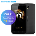 Ulefone U007 Pro Mobile Phone 5 inch HD 1280x720 MTK6735 Quad Core Android 6 0 1GB