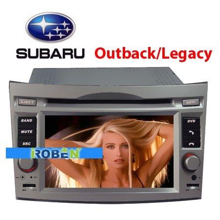 Subaru Outback/Legacy 09-2010year oem radio cars Navigation Multimedia dvd player