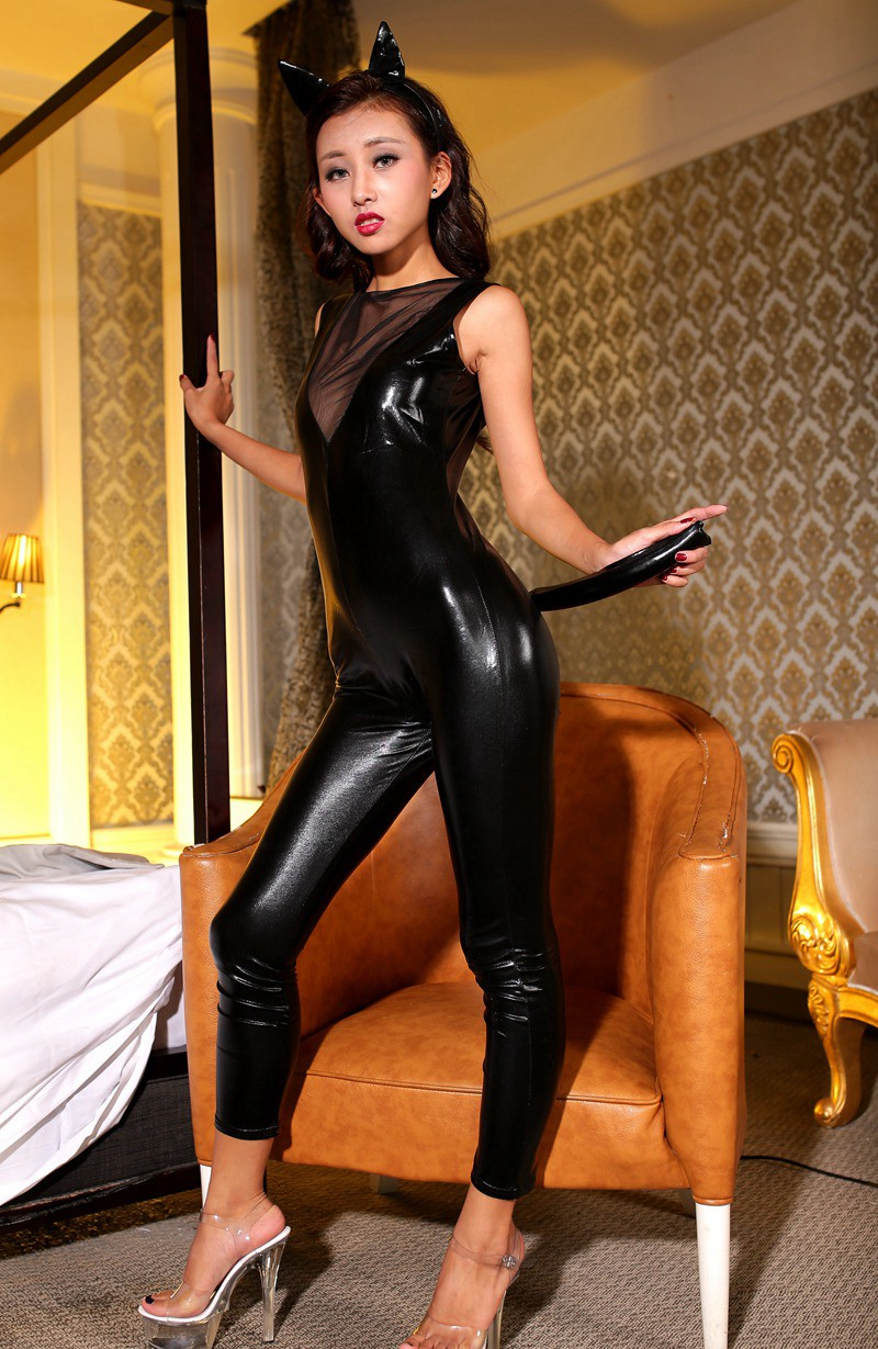 sex frau hamburg catsuit nylon