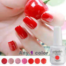 Lowest Price 199 Colors Gelpolish Nail Art UV Led Nail Gel Polish Top Base Coat Gel