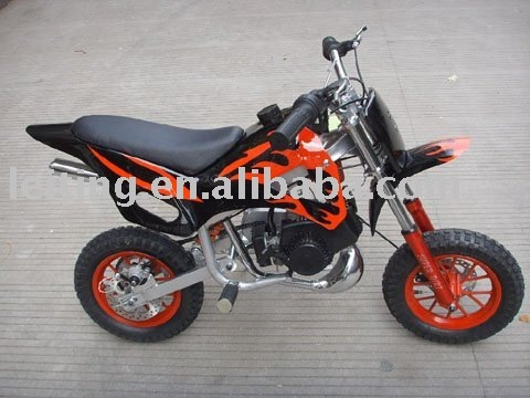 49CC dirt bike pocket bike
