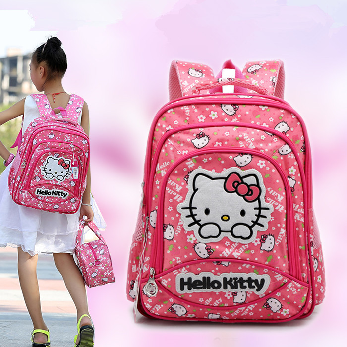 hello kitty backpack school backpack  Shopee Philippines