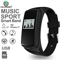 HOLDREAM HF50 Heart Rate Monitor U Disk Music Player Smart Wristband Bluetooth Smart Band Sport Healthy