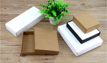 20pcs Kraft Gift Paper boxes Favors Packing container