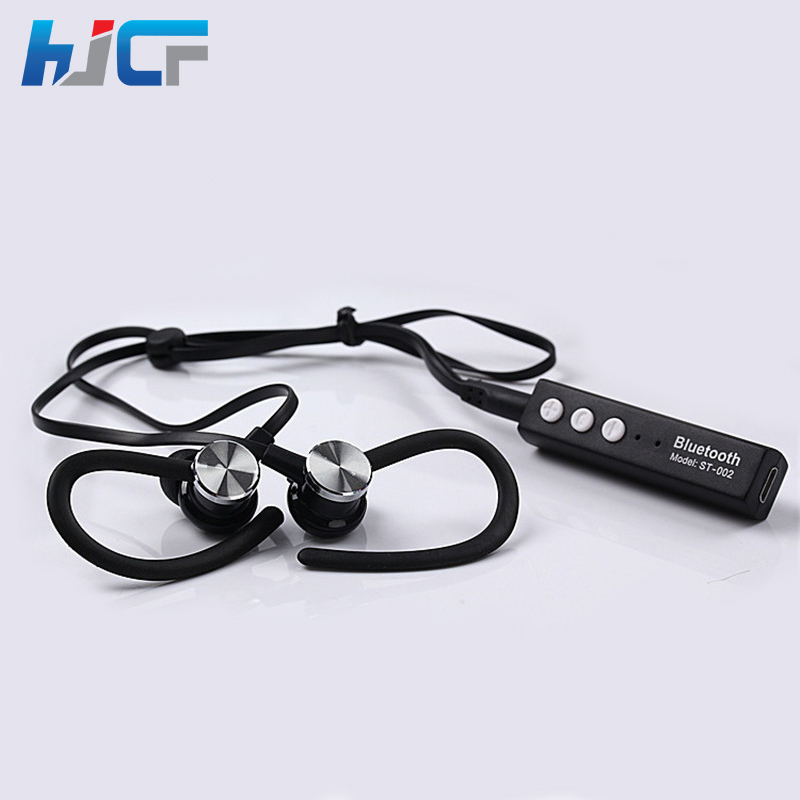 quality wireless bluetooth headphones sports handsfree stereo sound earphones microphone. Black Bedroom Furniture Sets. Home Design Ideas