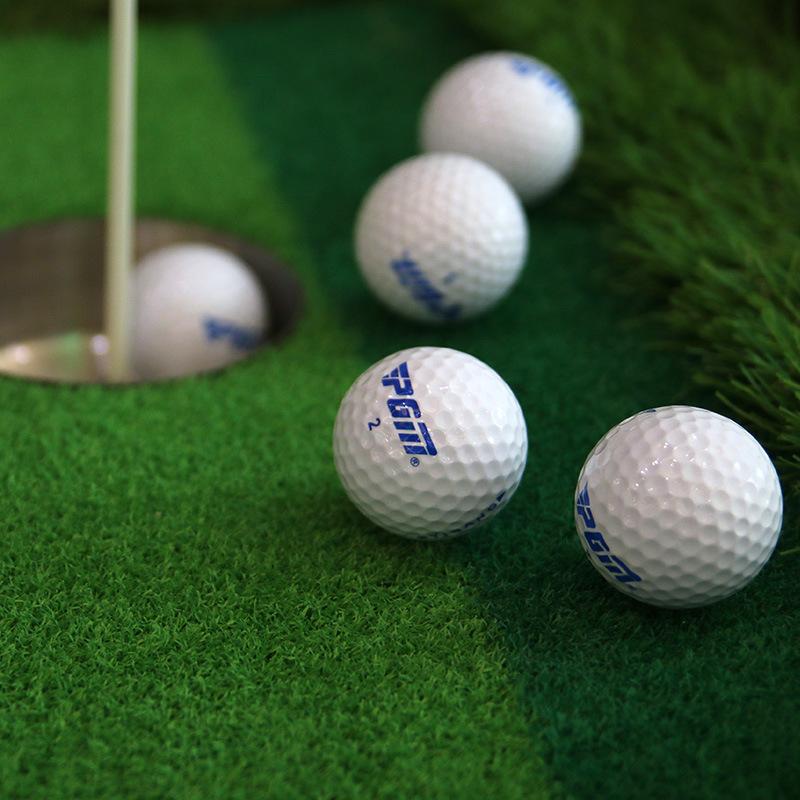 Ebuy360 PGM 2016 New 2000+ times 2PCS 2 Pieces Ball Surlyn Ultralight Pro Game Sports Golf Ball White(China (Mainland))