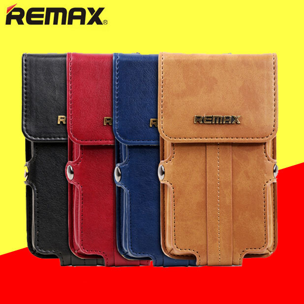 Remax Universal Case Mobilephone Shoulder Bag Waist Pack Belt Pouch iPhone 6 Plus 5S 4S Samsung S5 Note3 Sony 5.5''Inch - Shenzhen Maru Electronic Technology Co., Ltd. store