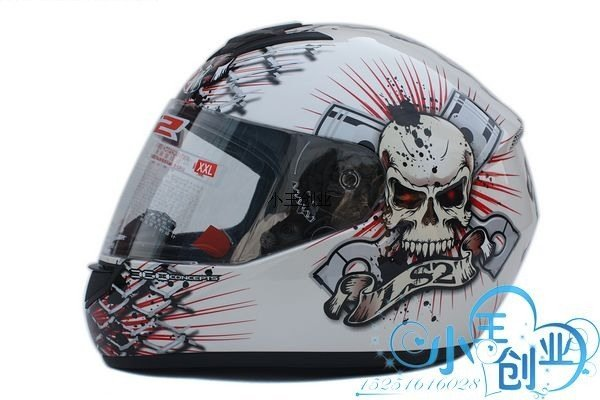 Freeshipping BCM001# BEON B-500 Classic Full Face Helmet Winter Helmet Racing Helmet International Version Motorcycle HelmetsN4