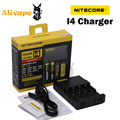 Original Nitecore i4 Intelligent Charger Fit for 22650 18650 17670 18490 17500 18350