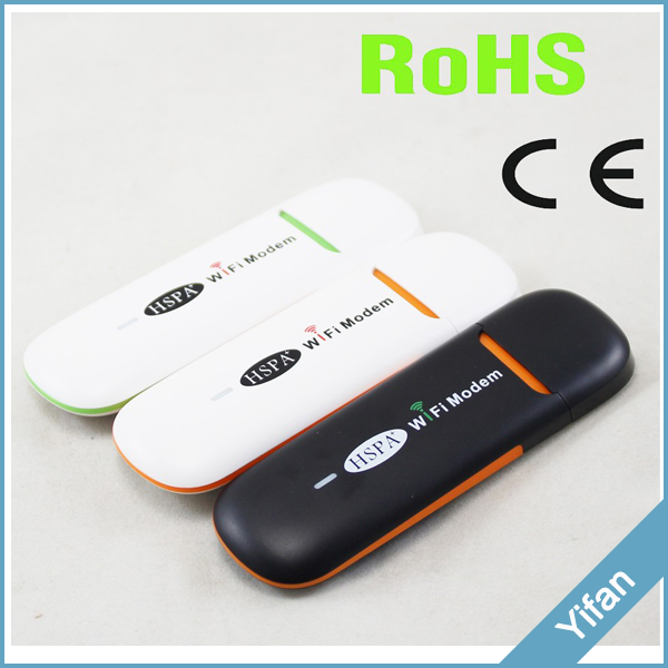 Free Shipping! ufi gsm 2g 3g usb wifi modem router for Vehicle WIFI sharing similar to huawei E355(China (Mainland))