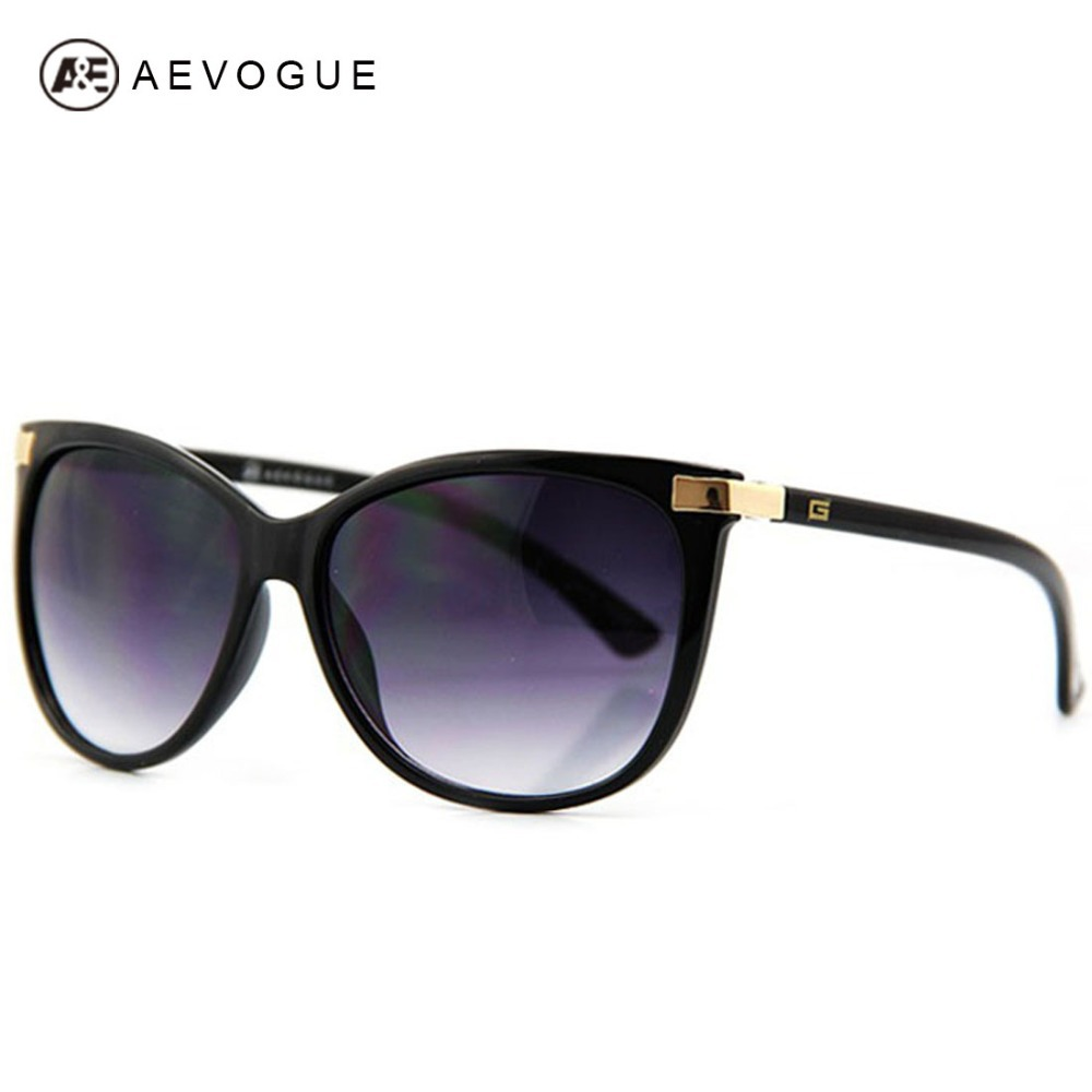 AEVOGUE Free Shipping Newest Cat Eye Classic Brand Sunglasses Women Hot Selling Sun Glasses Vintage Oculos CE UV400 AE0098(China (Mainland))