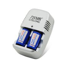 2pcs cr2 3V lithium battery 15270 Polaroid rangefinder camera rechargeable battery + 1pcs 3V iron battery charger(China (Mainland))