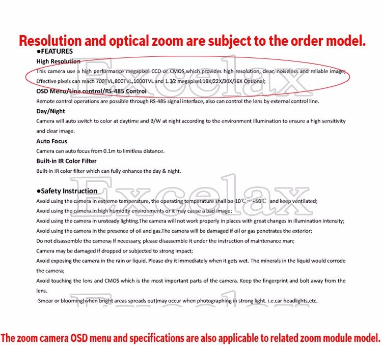 General Zoom Camera User Manual_20151219_2_excelax2