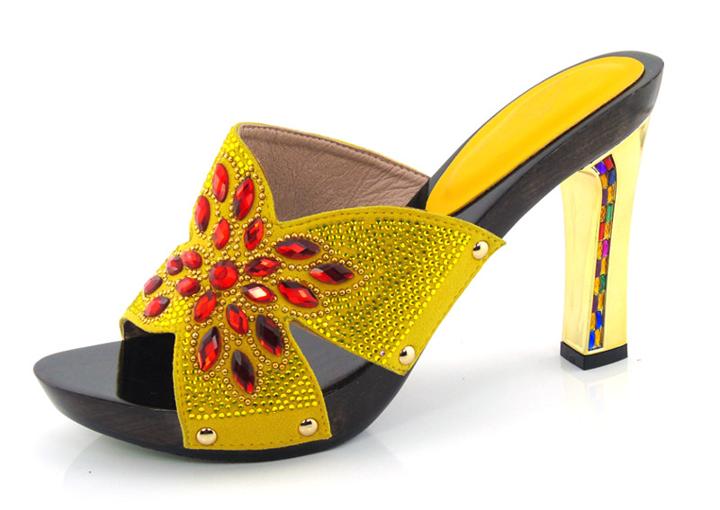 Wonderful Italy design lady's pumps African high hell shoes for party /wedding,multi size! !!AX1-4(China (Mainland))