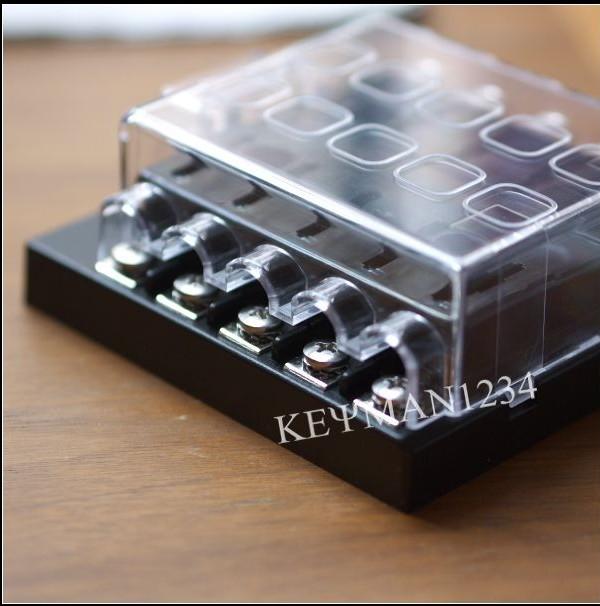 car wash pressure washer picture more detailed picture about 12 12 way blade fuse box bus bar kit car boat marine fusebox holder 12v 24v