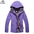 2016 Winter Snowboard Jackets Women Waterproof Warm Snow Coats For Mountain Skiing Ski Jacket Women Breathable