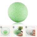 2016 Hot Natural Konjac Konnyaku Facial Puff Face Cleanse Washing Sponge Exfoliator Green Cleansing Sponge
