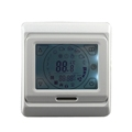 16A Touch Screen Programmable Room Temperature Controller LCD Floor Heating Thermostat with Backlight