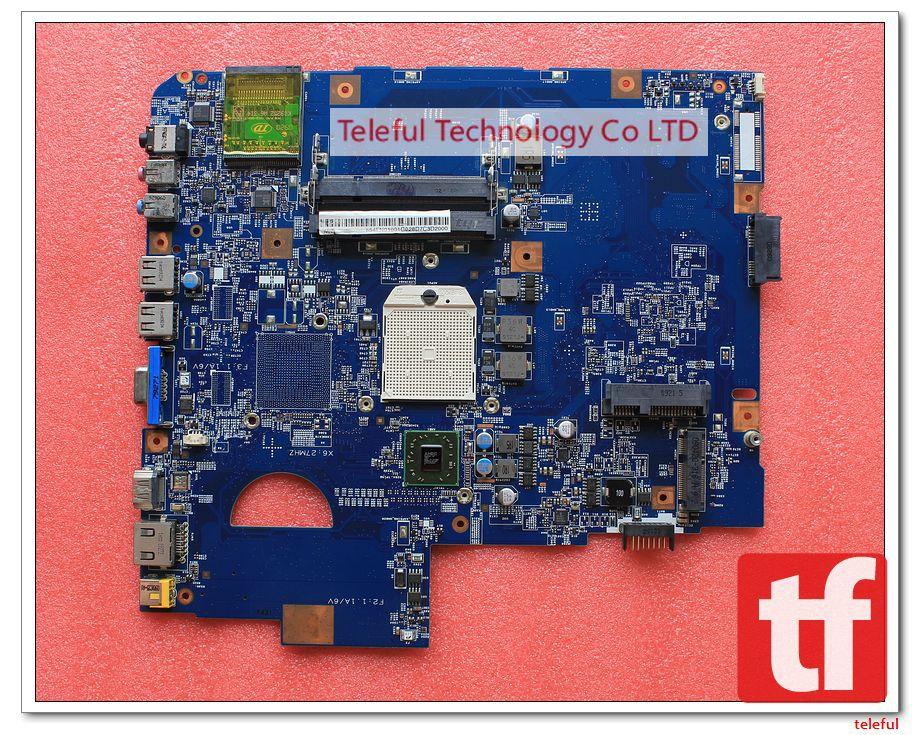 Motherboard for Acer Aspire 5542 5542G integrated Laptop MBPHP01001 09230-1 JV50-TR 48.4FN01.011 216-0752001 Model 100%Tested(China (Mainland))