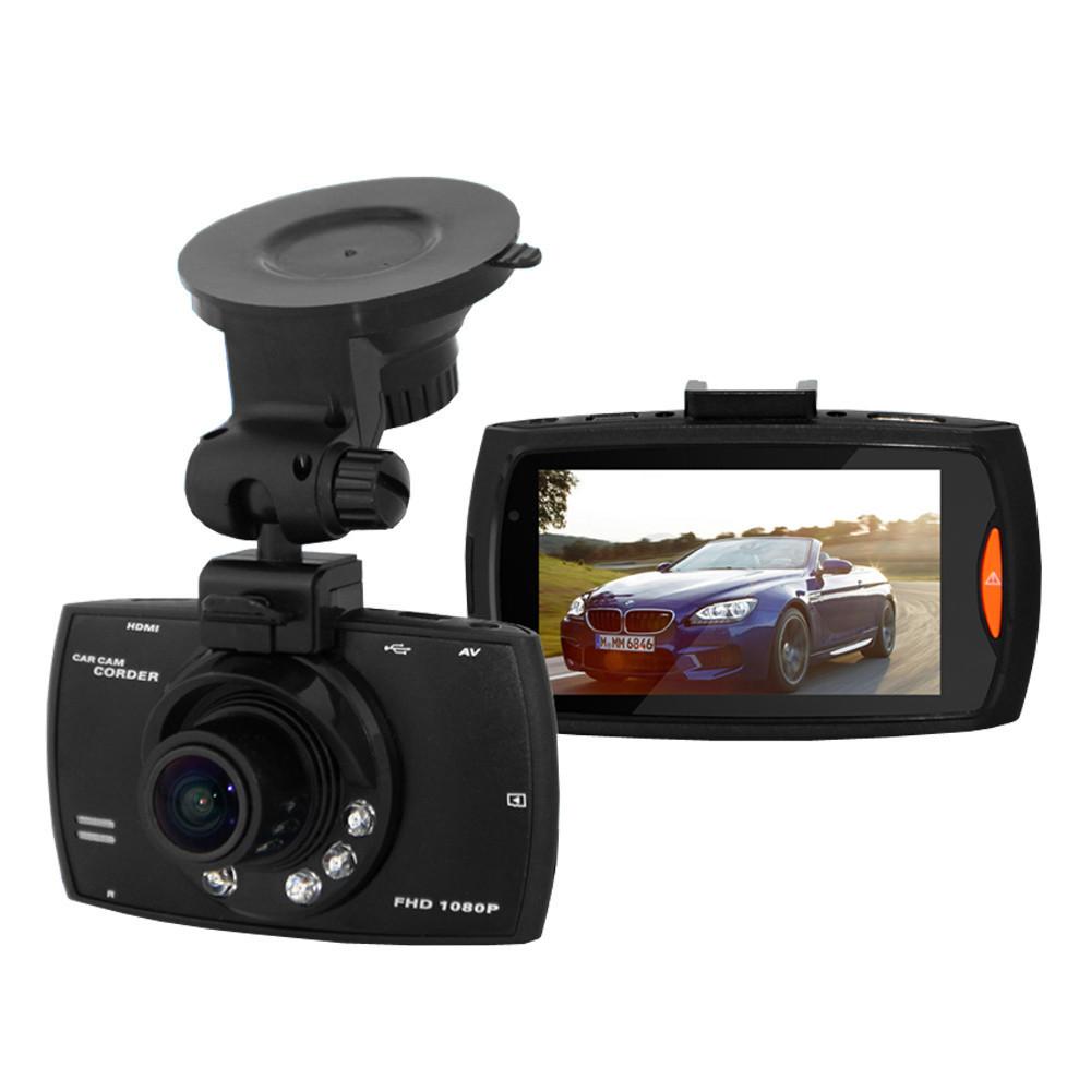 2015 HOT G30 Car DVR Recorder Full HD 1080P 170 Degree night vision G-sensor vehicle traveling data camera(China (Mainland))