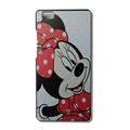 Fashion cartoon Mickey case for Huawei P7 P8 P8 lite P9 P9 lite cover Luxury black
