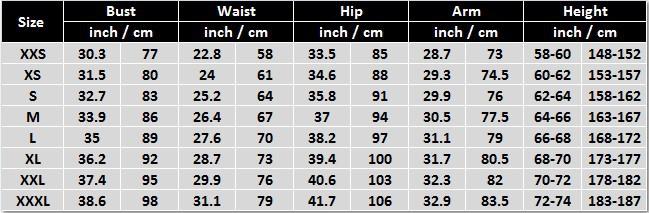 Размер Одежды Xs