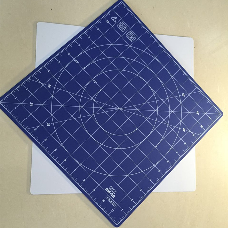 Quilting Slider Mat: Taiwan Can Be Rotated Plate Hand Patchwork Cutting Skid