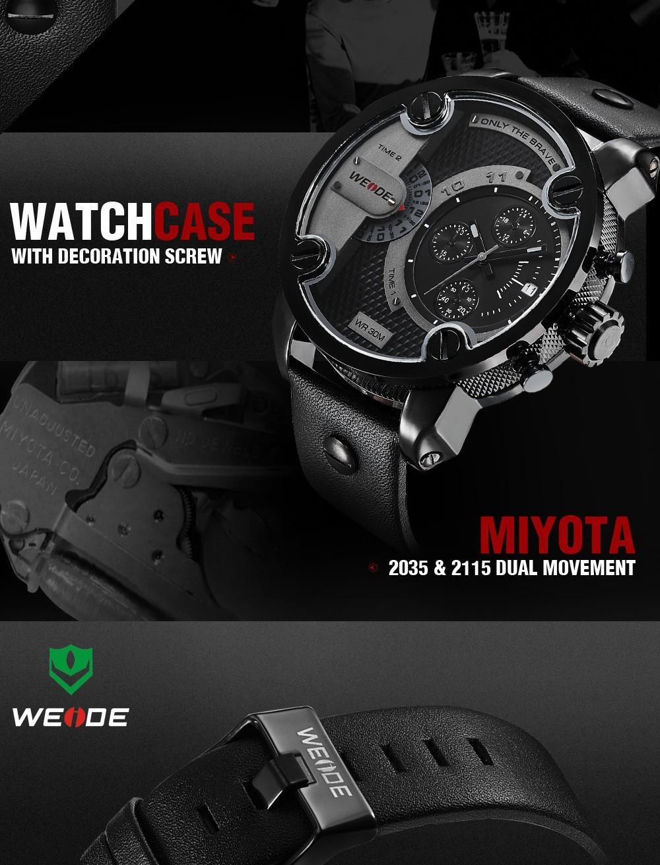 weide watch 3301.2